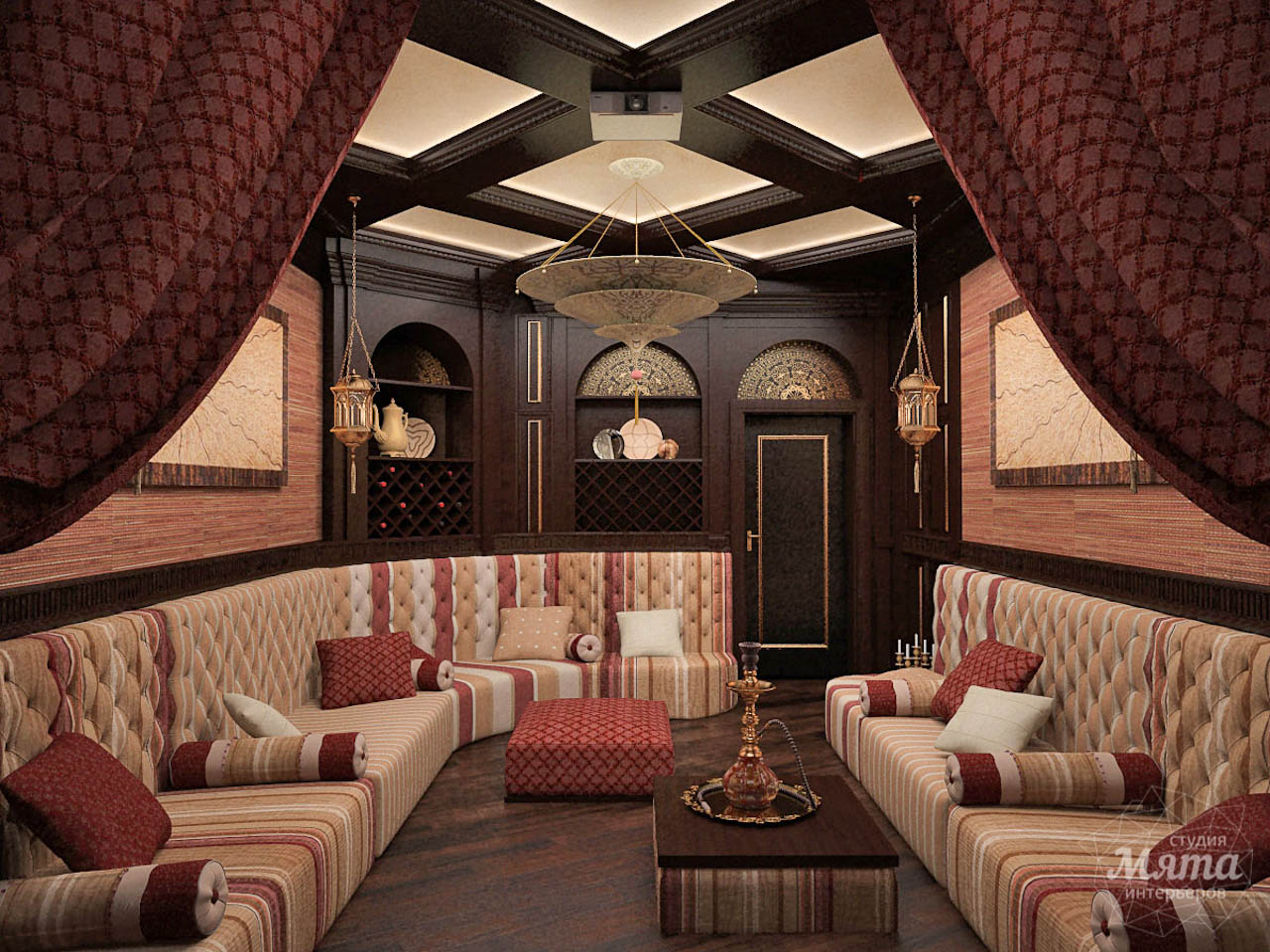 Дизайн интерьера коттеджа по ул. Урожайная 59 img147039740