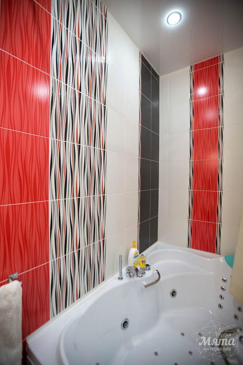 Дизайн интерьера и ремонт трехкомнатной квартиры по ул. Попова 33а 31