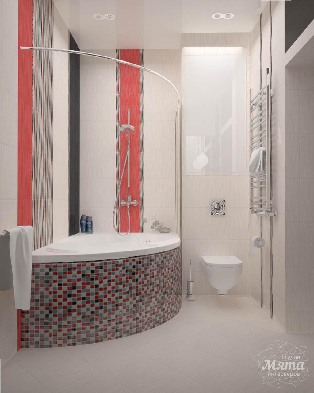 Дизайн интерьера и ремонт трехкомнатной квартиры по ул. Попова 33а img128742906