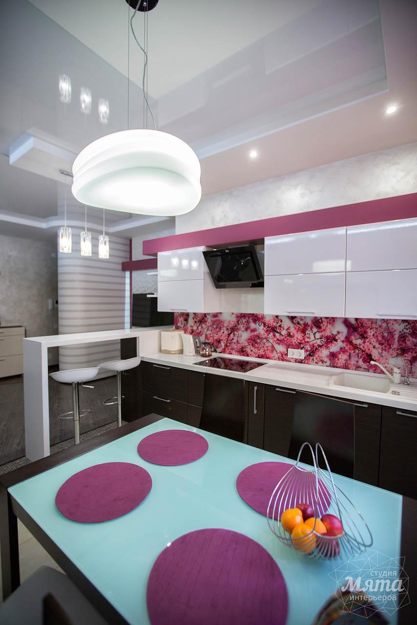 Дизайн интерьера и ремонт трехкомнатной квартиры по ул. Попова 33а 8