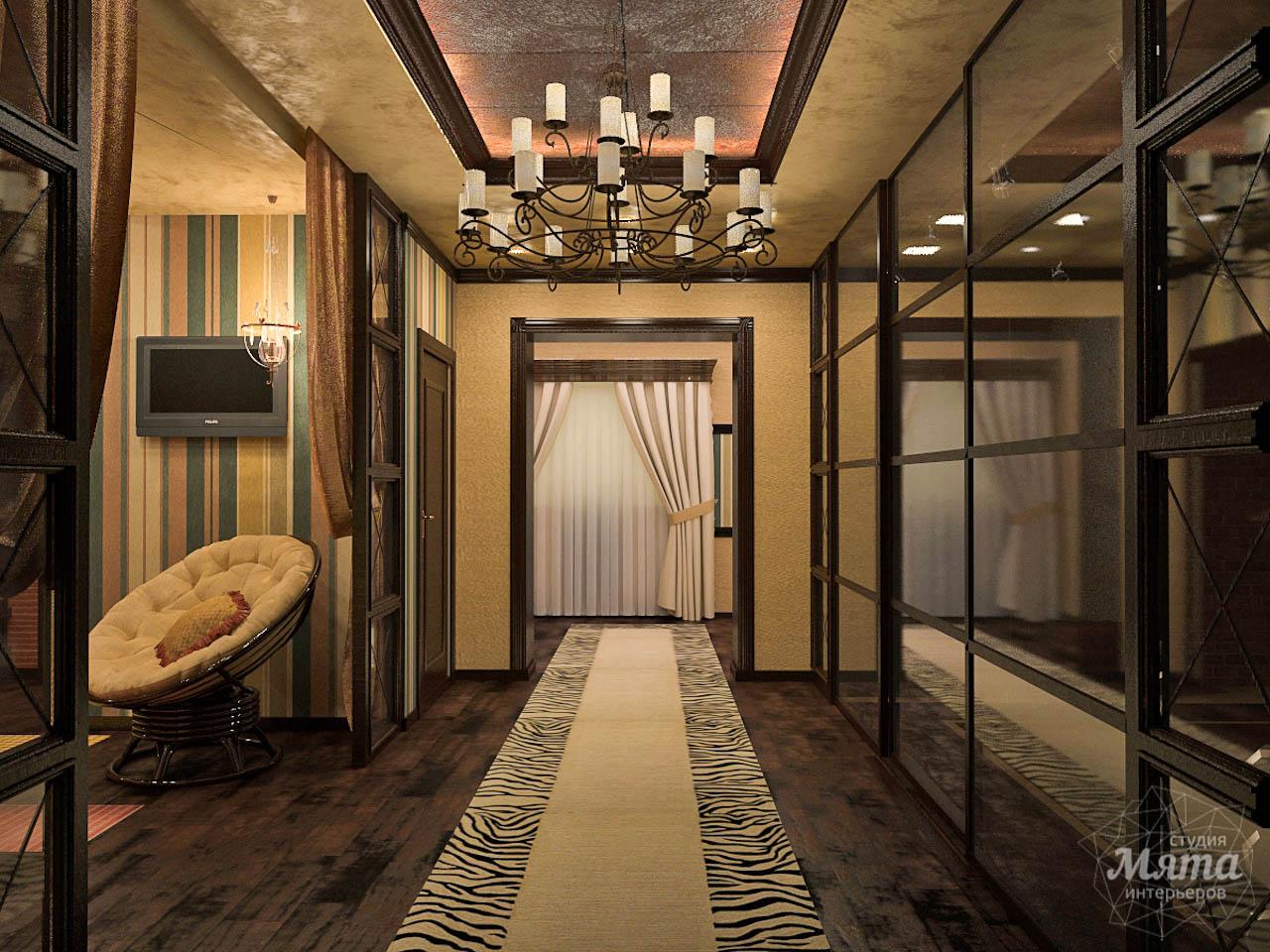 Дизайн интерьера коттеджа по ул. Урожайная 59 img999783158