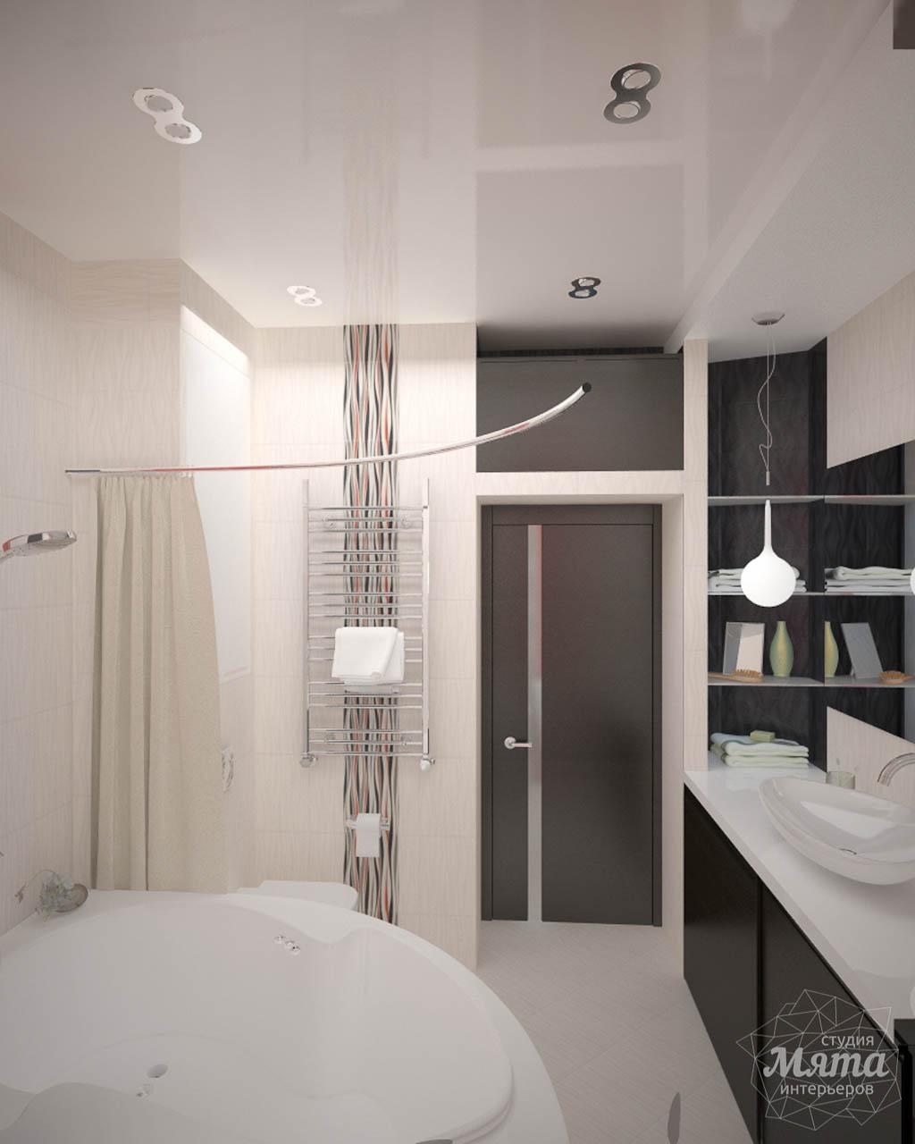 Дизайн интерьера и ремонт трехкомнатной квартиры по ул. Попова 33а img371555913