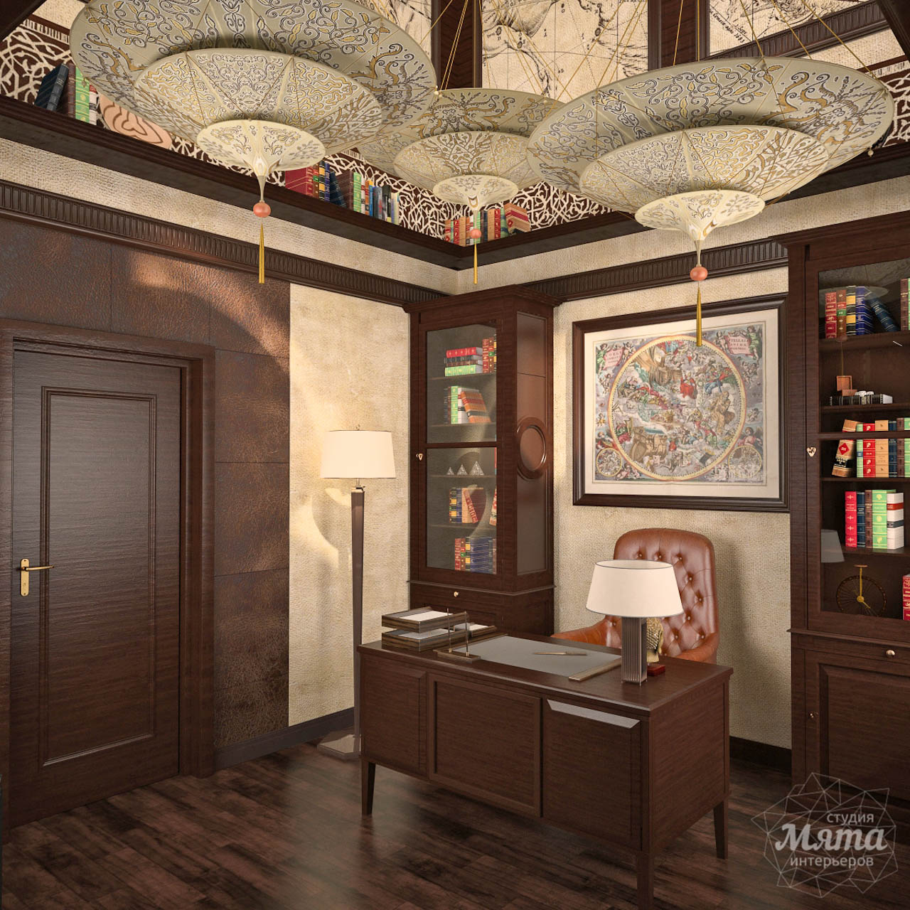 Дизайн интерьера коттеджа по ул. Урожайная 59 img234687820