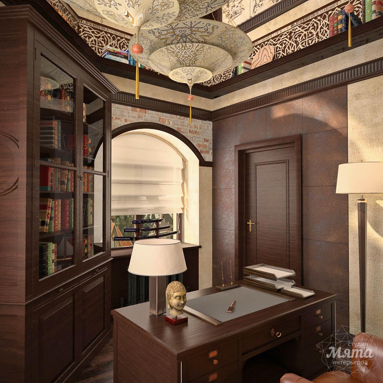 Дизайн интерьера коттеджа по ул. Урожайная 59 img1239009978