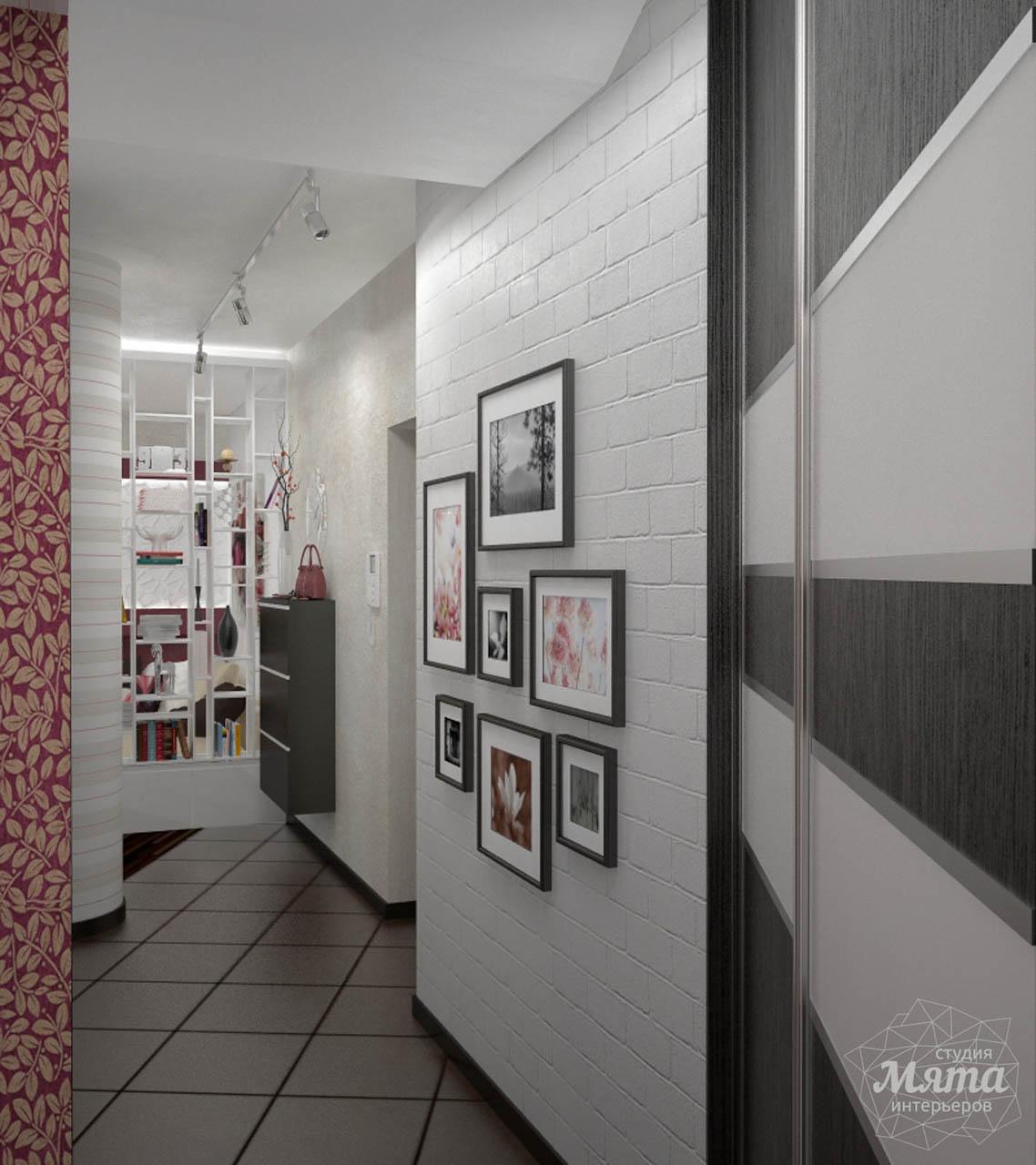 Дизайн интерьера и ремонт трехкомнатной квартиры по ул. Попова 33а img249058891