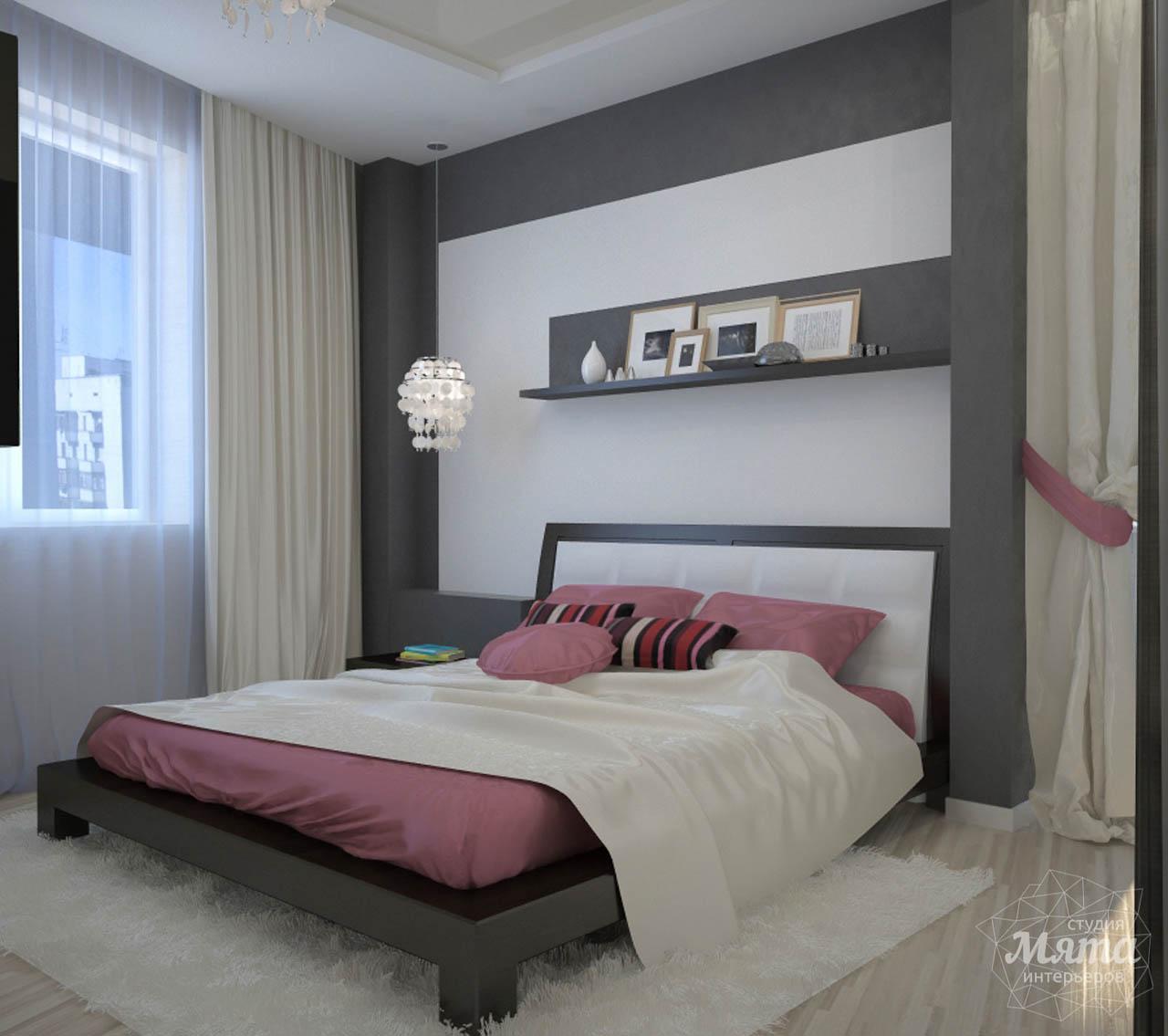Дизайн интерьера и ремонт трехкомнатной квартиры по ул. Попова 33а img12732759