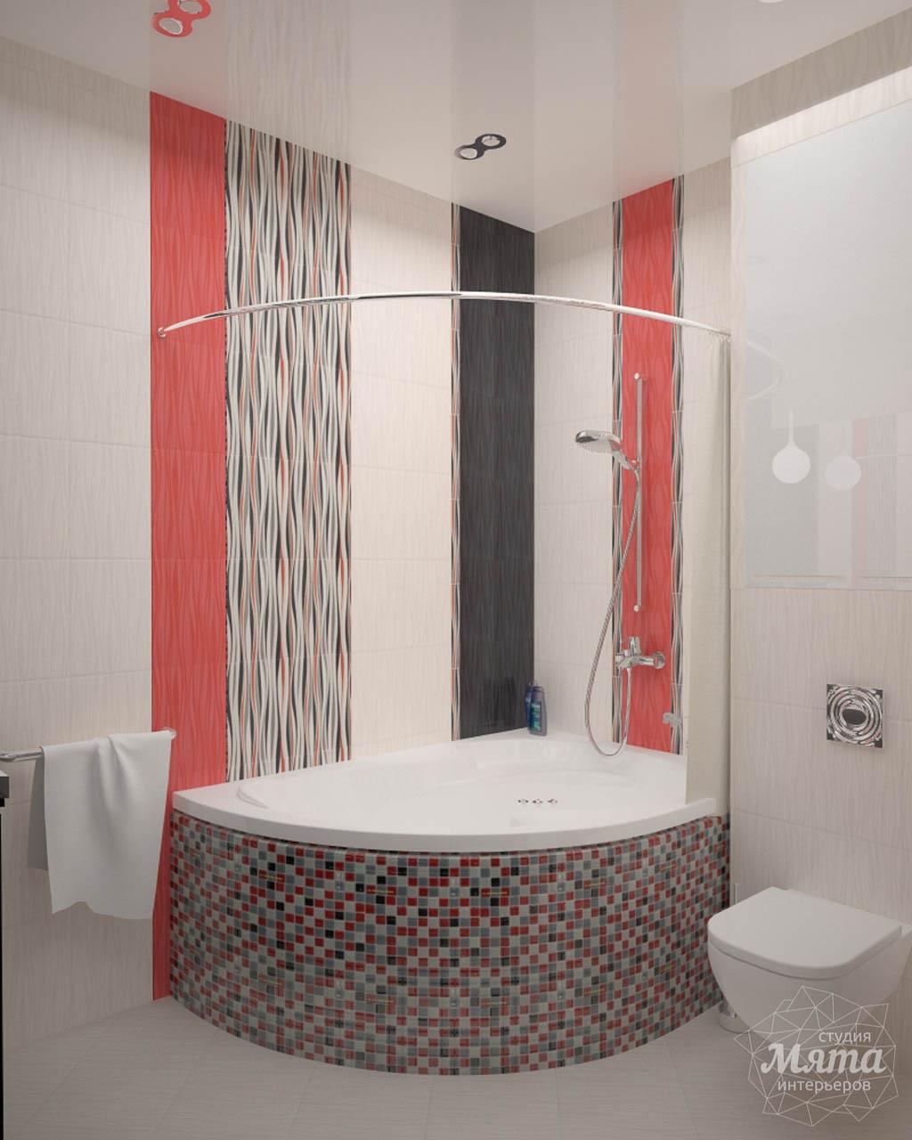 Дизайн интерьера и ремонт трехкомнатной квартиры по ул. Попова 33а img679550484