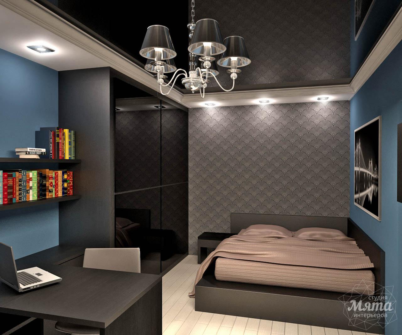 Дизайн интерьера и ремонт однокомнатной квартиры по ул. Комсомольская 45 img1188489825