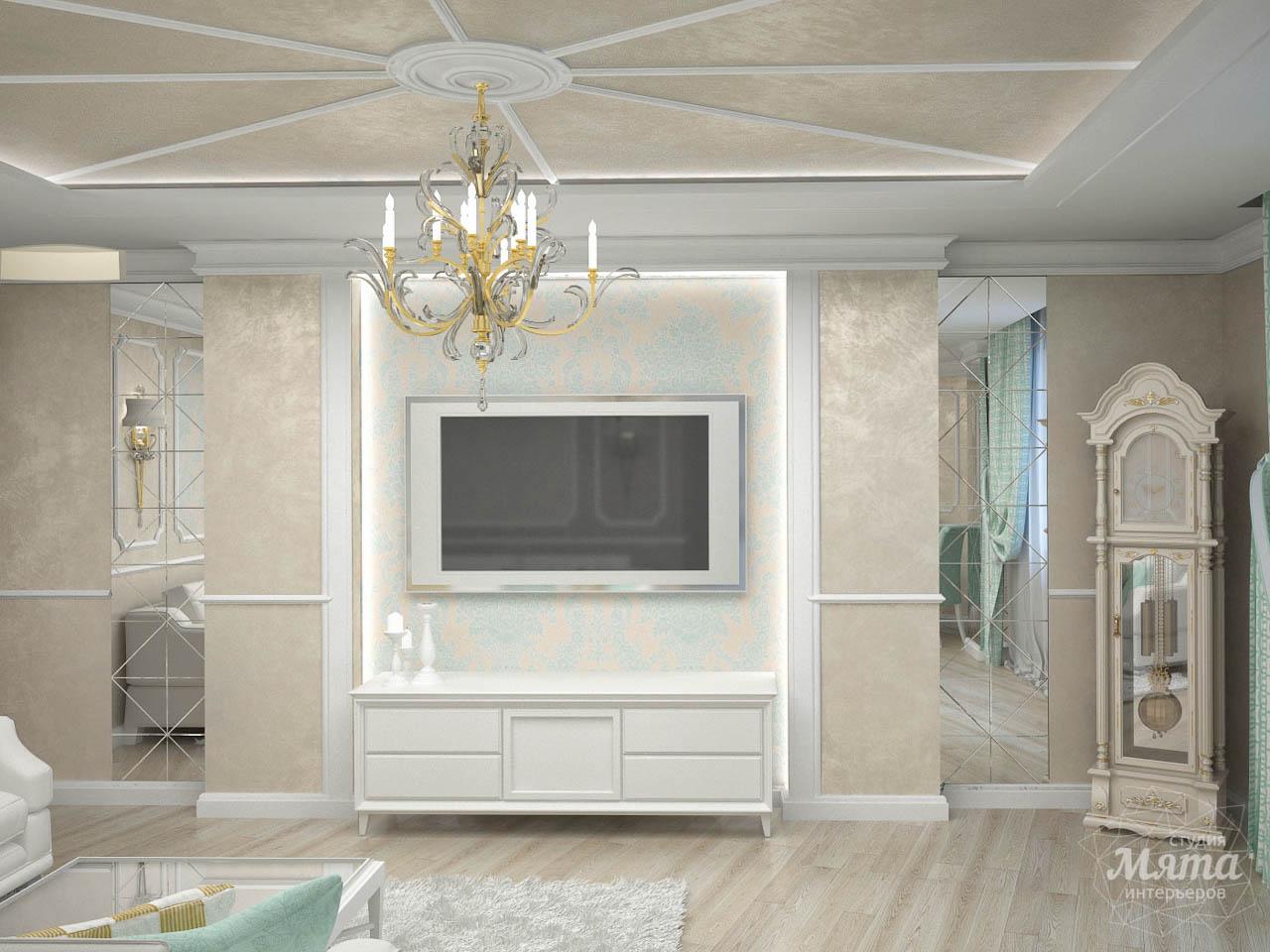 Дизайн интерьера и ремонт трехкомнатной квартиры по ул. 8 Марта 190 img41409718