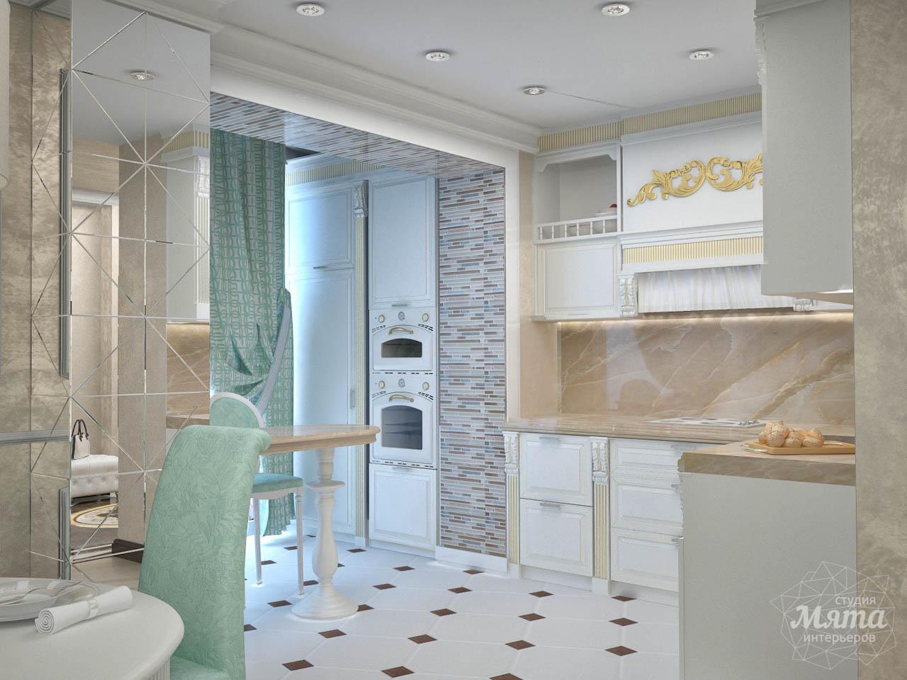 Дизайн интерьера и ремонт трехкомнатной квартиры по ул. 8 Марта 190 img1160288683