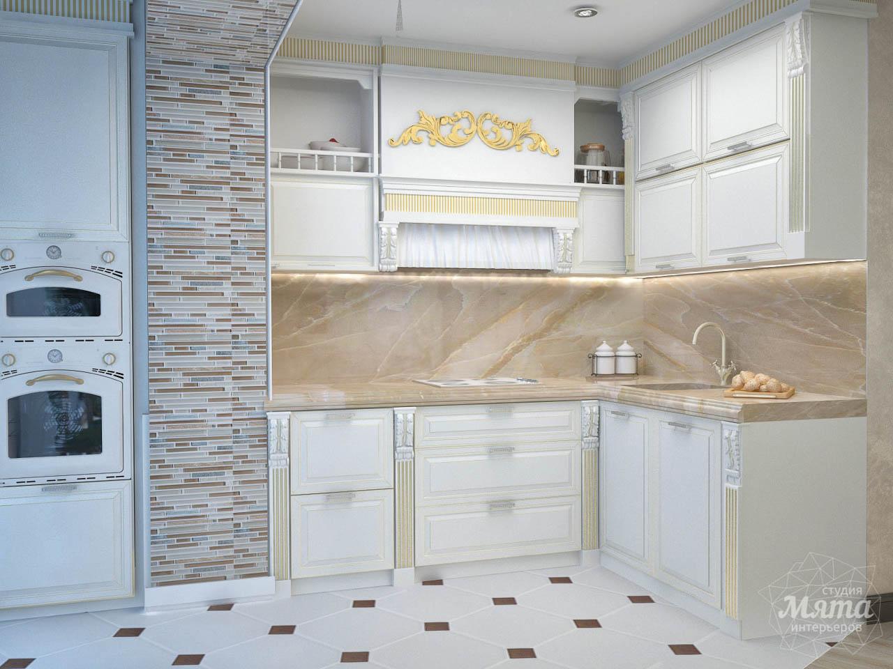 Дизайн интерьера и ремонт трехкомнатной квартиры по ул. 8 Марта 190 img996482756