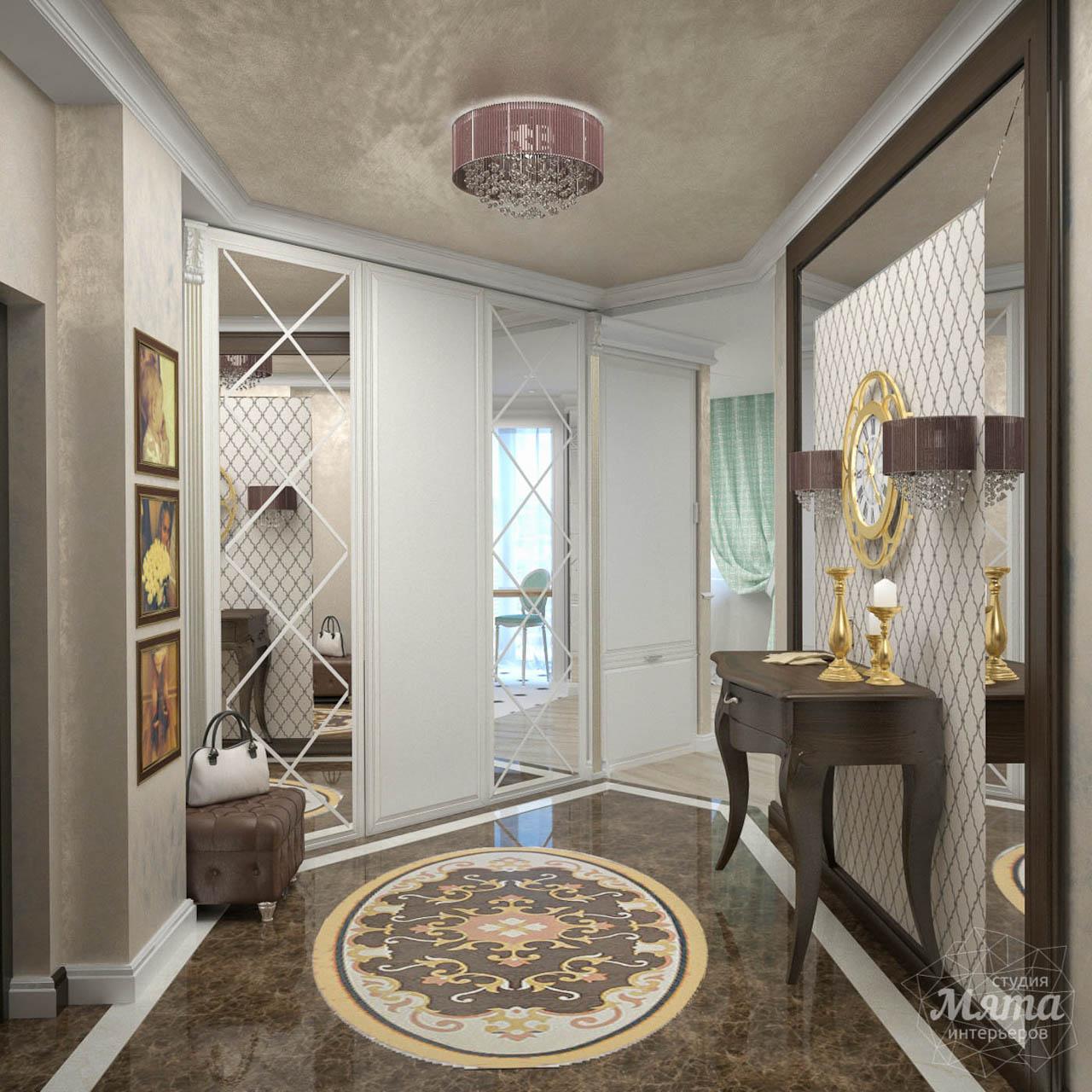Дизайн интерьера и ремонт трехкомнатной квартиры по ул. 8 Марта 190 img241129777