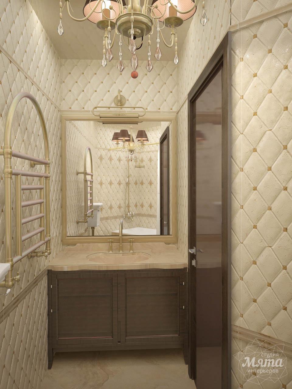 Дизайн интерьера и ремонт трехкомнатной квартиры по ул. 8 Марта 190 img244935769
