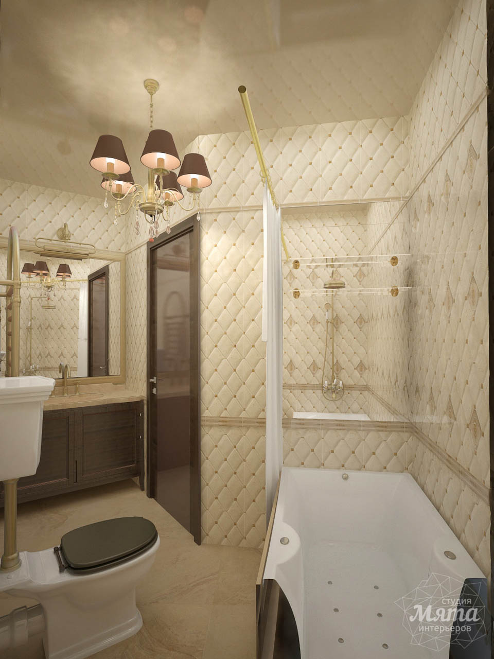 Дизайн интерьера и ремонт трехкомнатной квартиры по ул. 8 Марта 190 img256951767