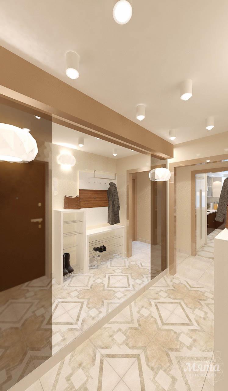 Дизайн интерьера и ремонт однокомнатной квартиры по ул. Бажова 134 img1784431011