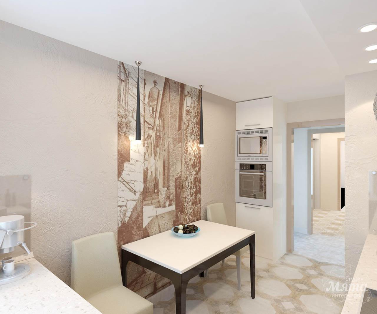 Дизайн интерьера и ремонт однокомнатной квартиры по ул. Бажова 134 img1606652237