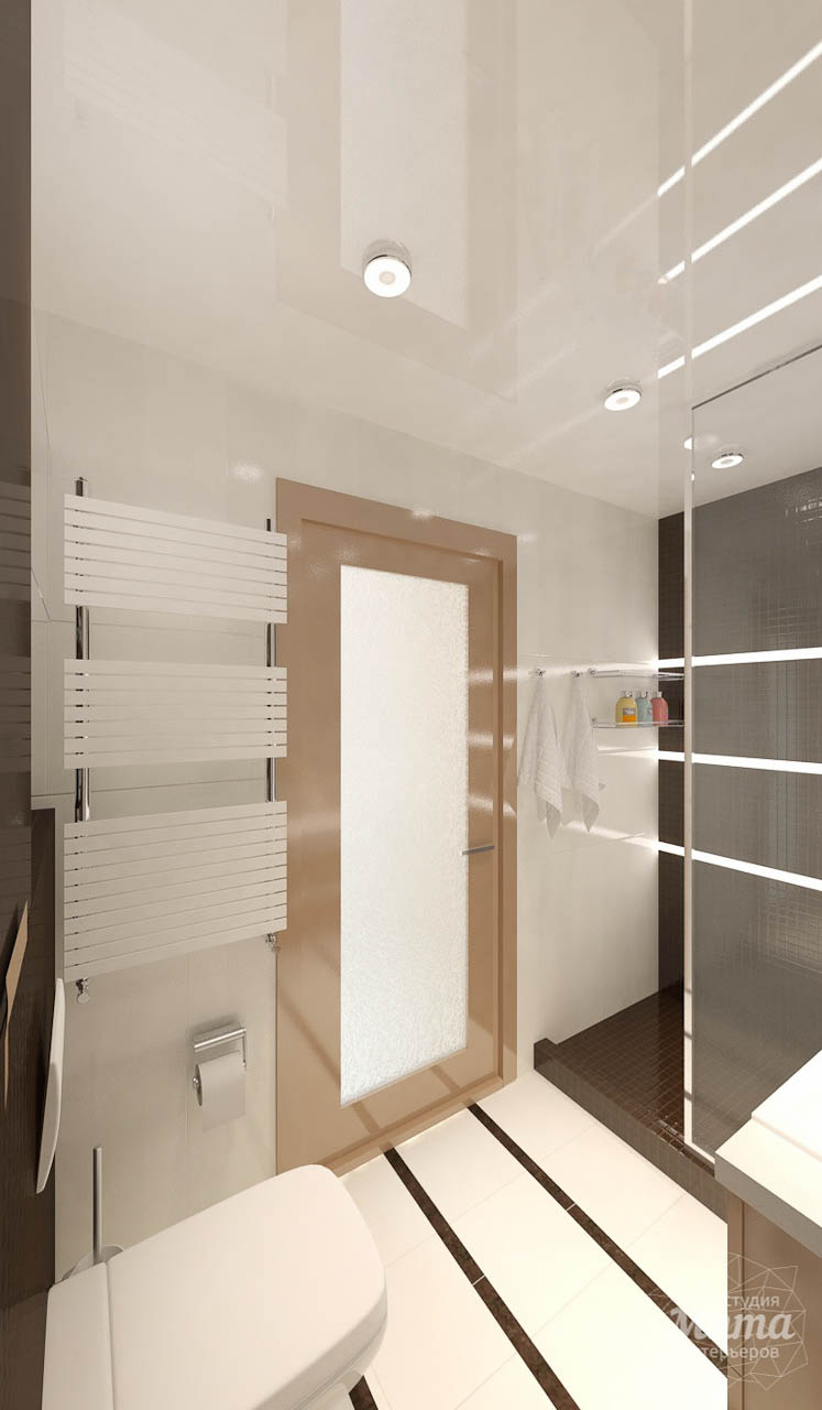 Дизайн интерьера и ремонт однокомнатной квартиры по ул. Бажова 134 img484983299