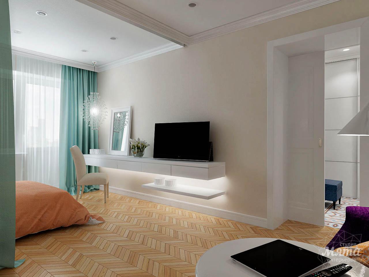 Дизайн интерьера однокомнатной квартиры по ул. Мичурина 231 img821384795