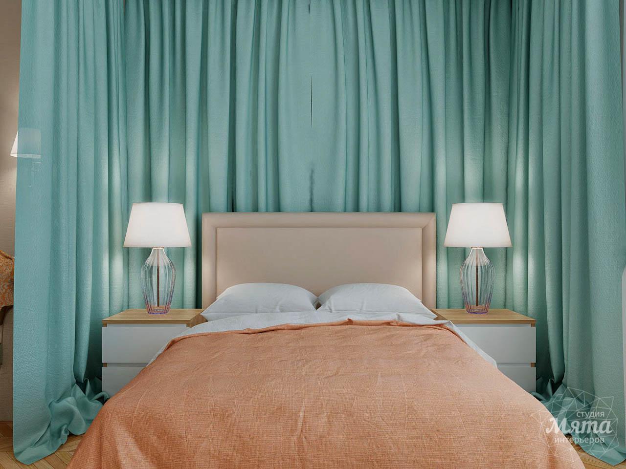 Дизайн интерьера однокомнатной квартиры по ул. Мичурина 231 img1267470023