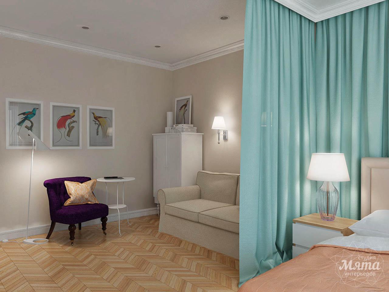 Дизайн интерьера однокомнатной квартиры по ул. Мичурина 231 img578389948