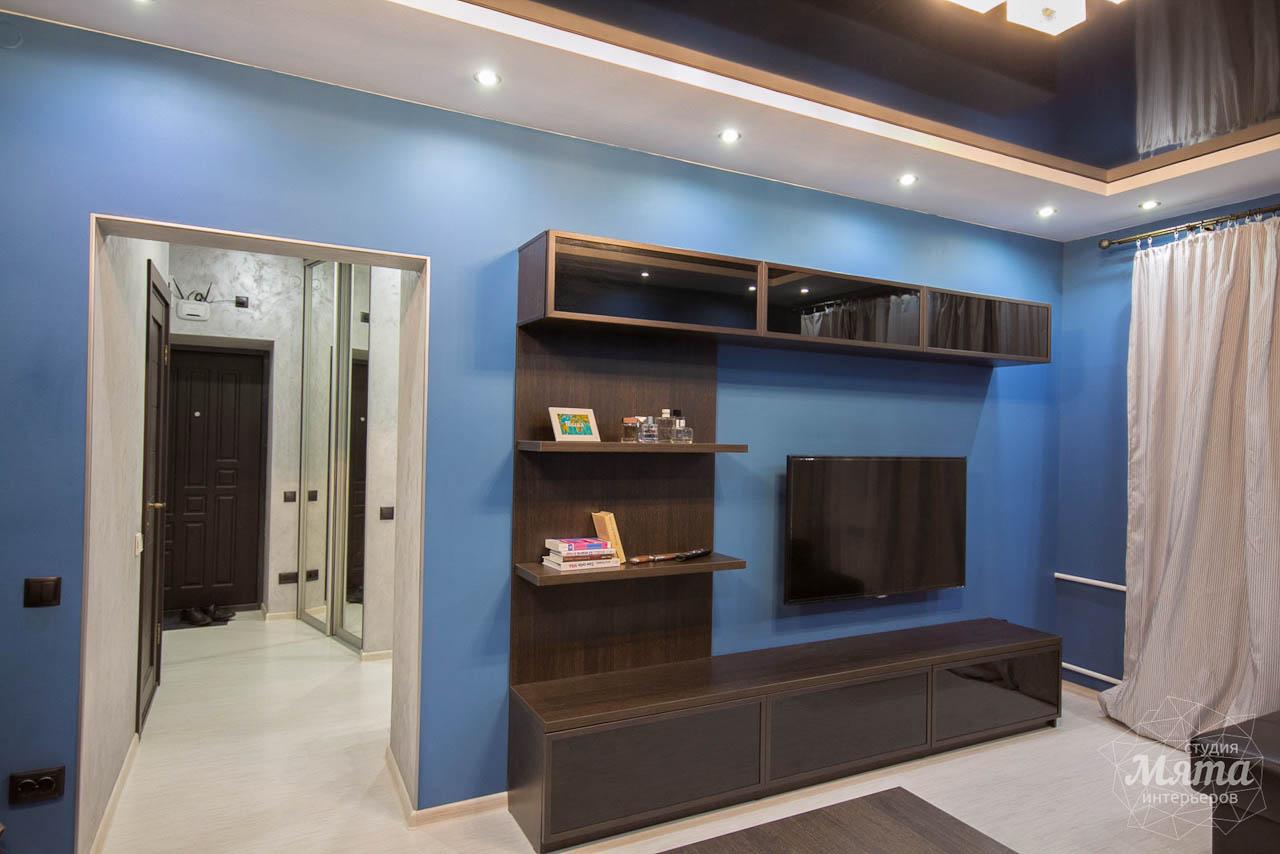 Дизайн интерьера и ремонт однокомнатной квартиры по ул. Комсомольская 45 22
