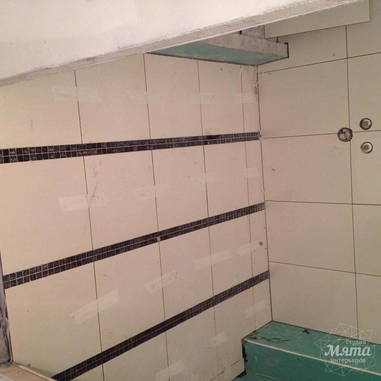 Дизайн интерьера и ремонт однокомнатной квартиры по ул. Бажова 134 13