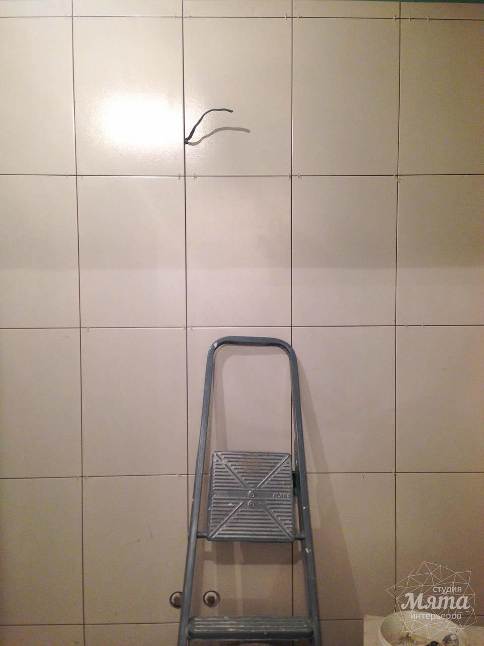 Дизайн интерьера и ремонт однокомнатной квартиры по ул. Бажова 134 15