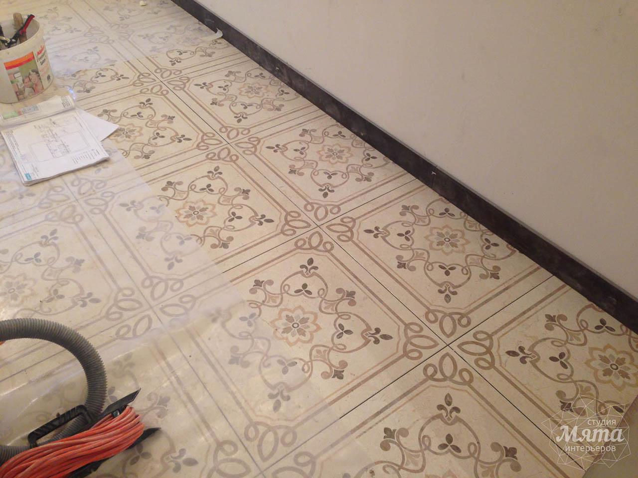Дизайн интерьера и ремонт однокомнатной квартиры по ул. Бажова 134 9