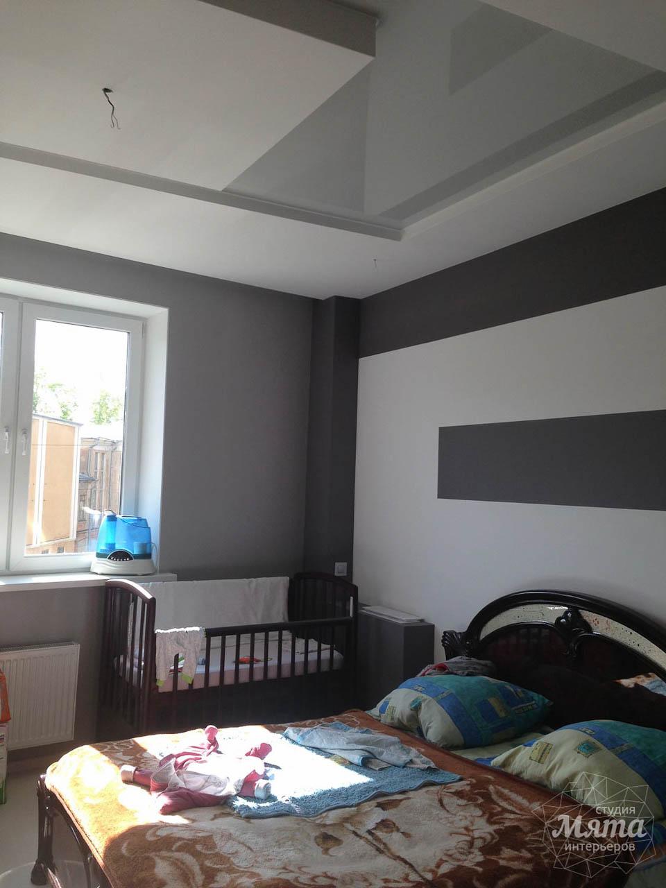 Дизайн интерьера и ремонт трехкомнатной квартиры по ул. Попова 33а 1