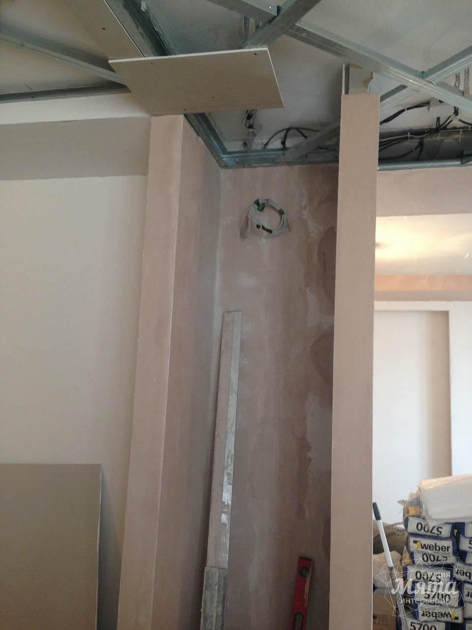 Дизайн интерьера и ремонт трехкомнатной квартиры по ул. 8 Марта 190 3