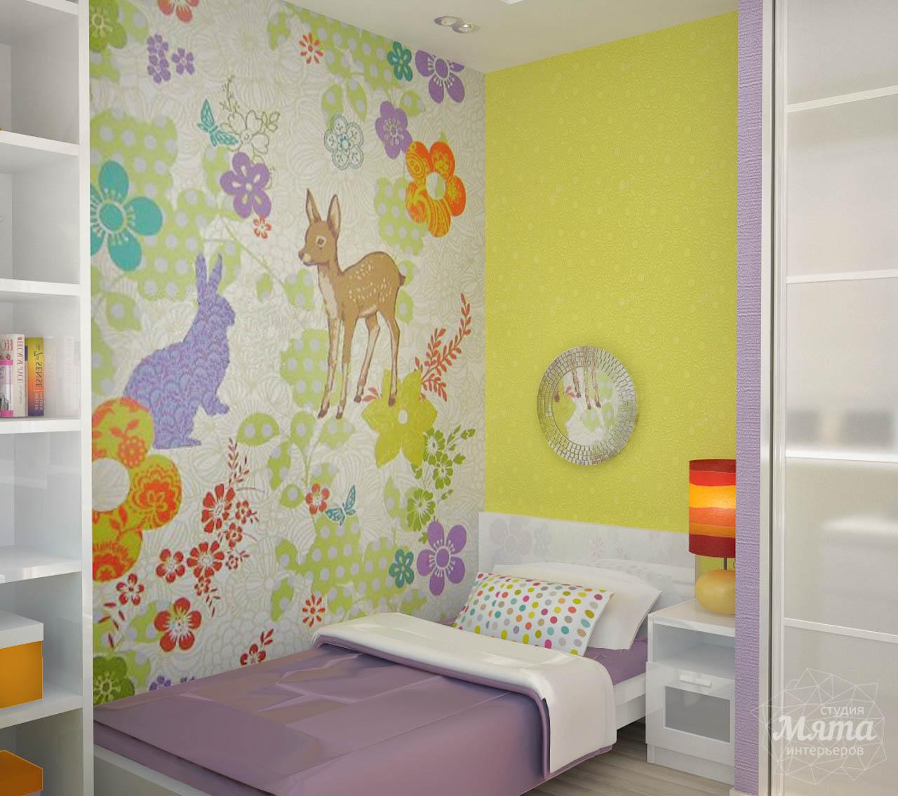 Дизайн интерьера и ремонт трехкомнатной квартиры по ул. Попова 33а img165549506