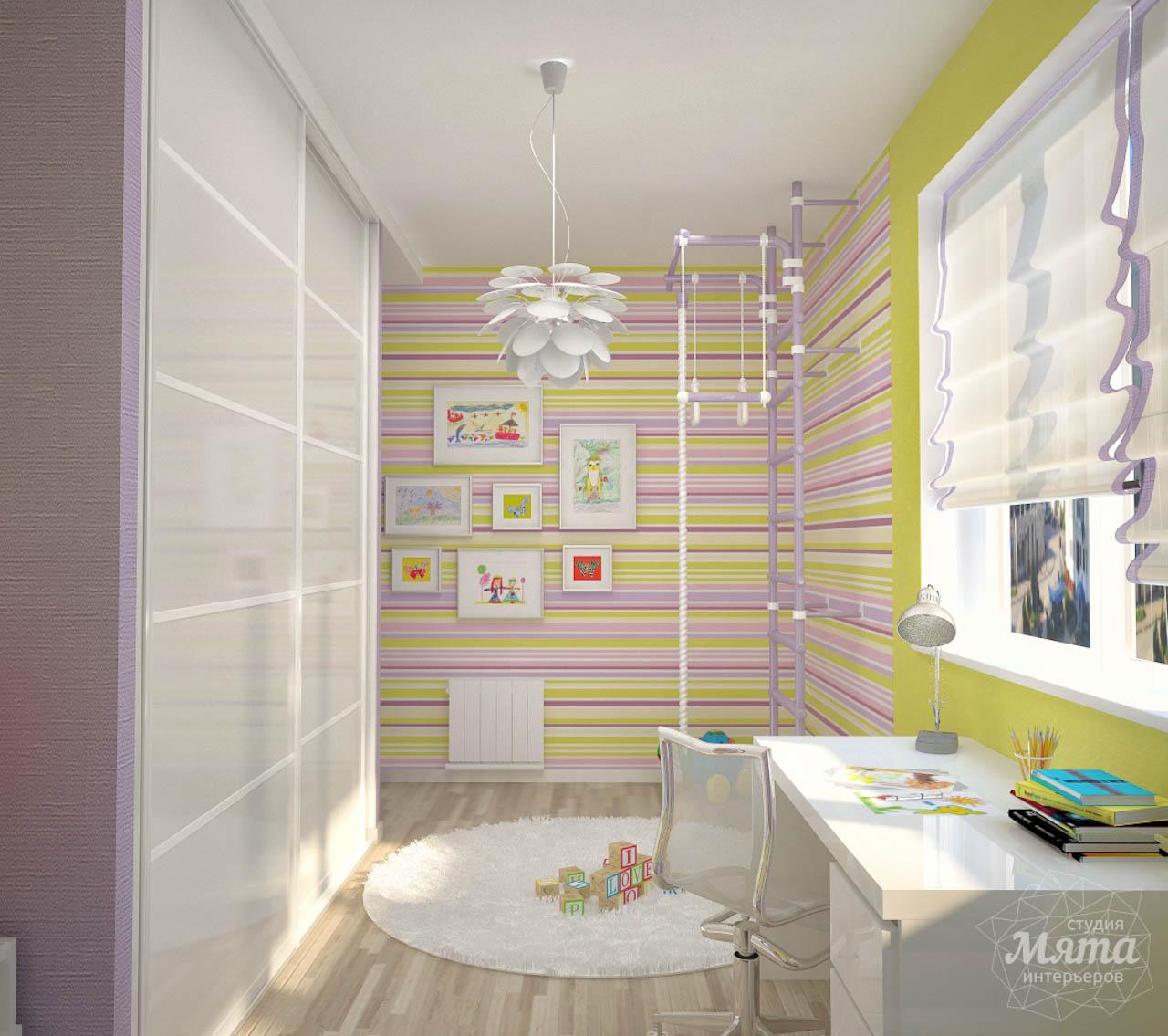 Дизайн интерьера и ремонт трехкомнатной квартиры по ул. Попова 33а img2062625635