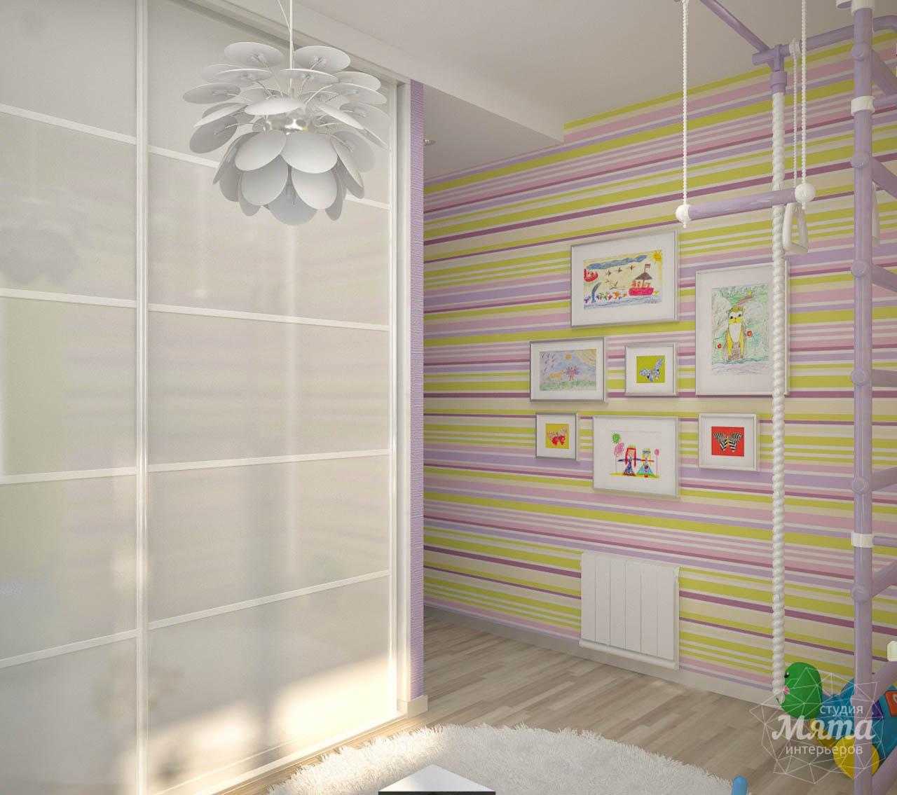 Дизайн интерьера и ремонт трехкомнатной квартиры по ул. Попова 33а img672621427