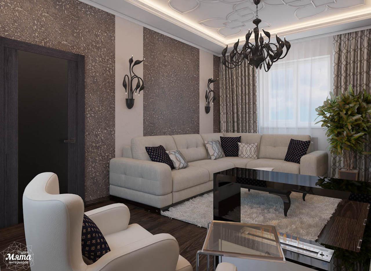 Дизайн интерьера коттеджа в п. Новый Исток img1710139459