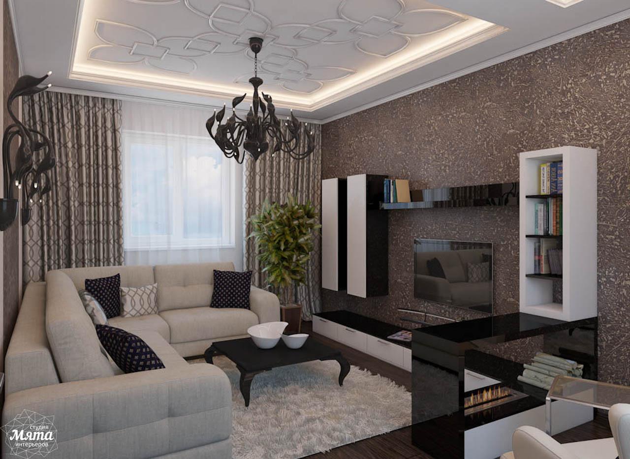 Дизайн интерьера коттеджа в п. Новый Исток img1140756178