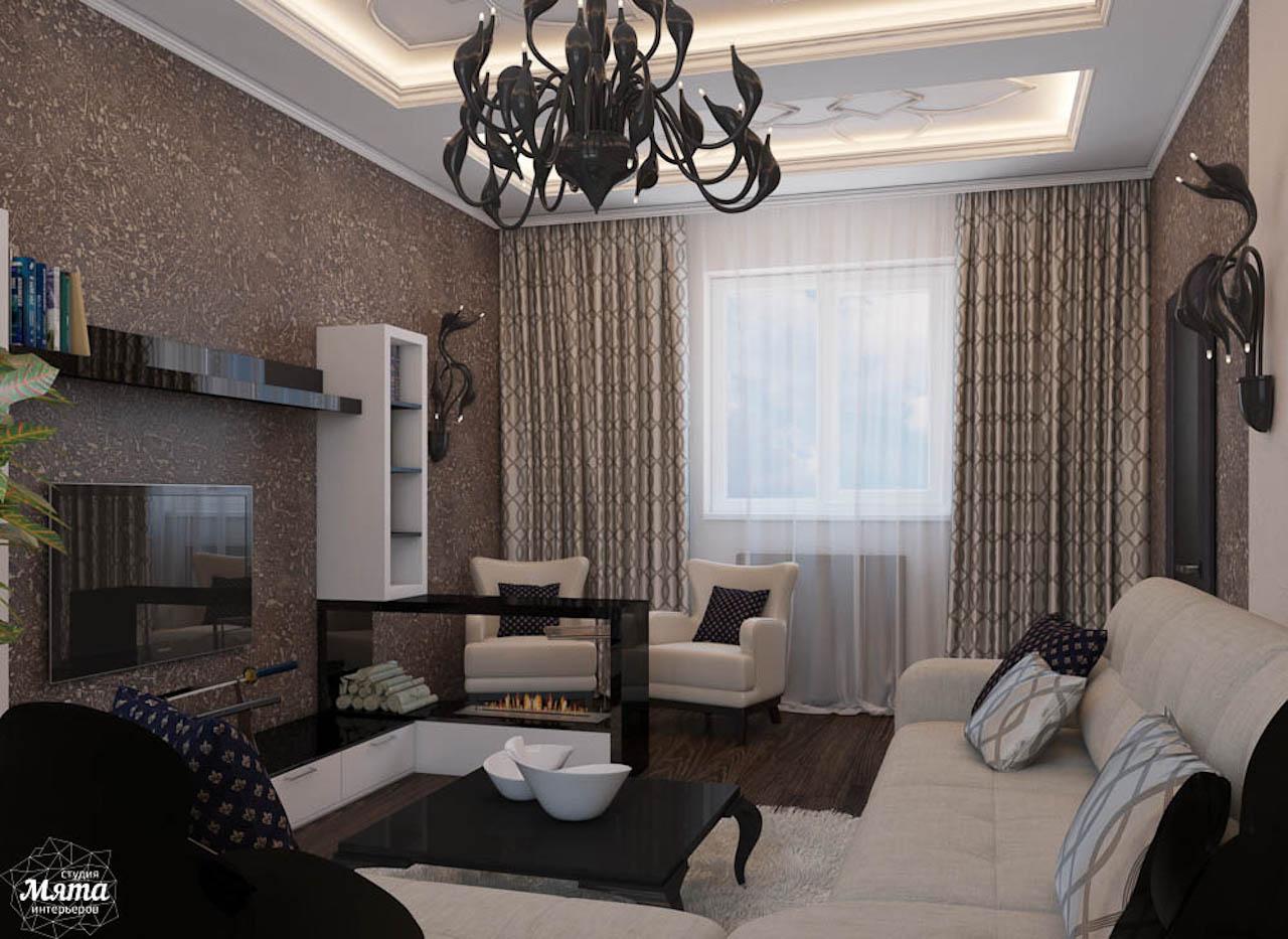 Дизайн интерьера коттеджа в п. Новый Исток img396106909