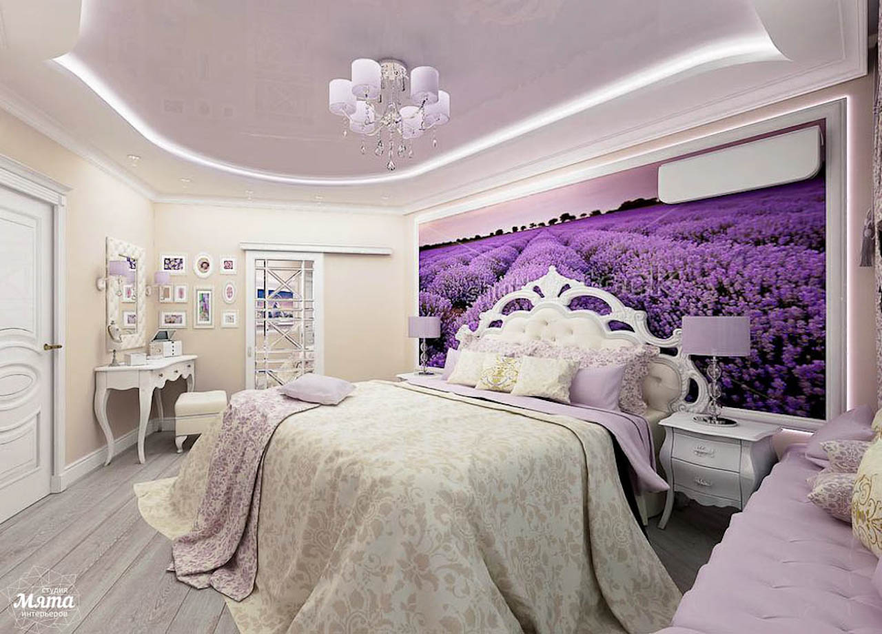 Дизайн интерьера трехкомнатной квартиры по ул. Юмашева 1 img181645539