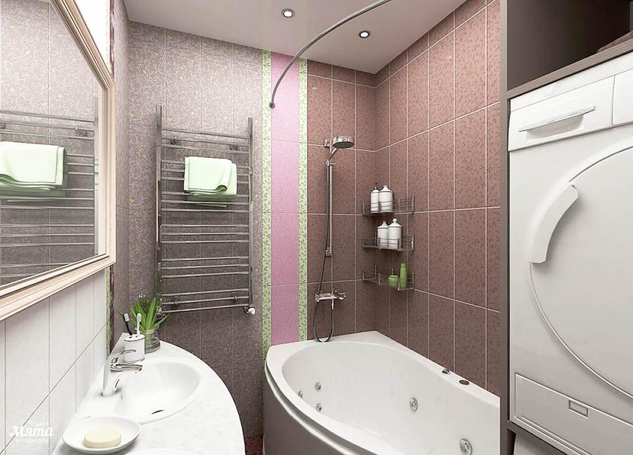 Дизайн интерьера трехкомнатной квартиры по ул. Юмашева 1 img588677128