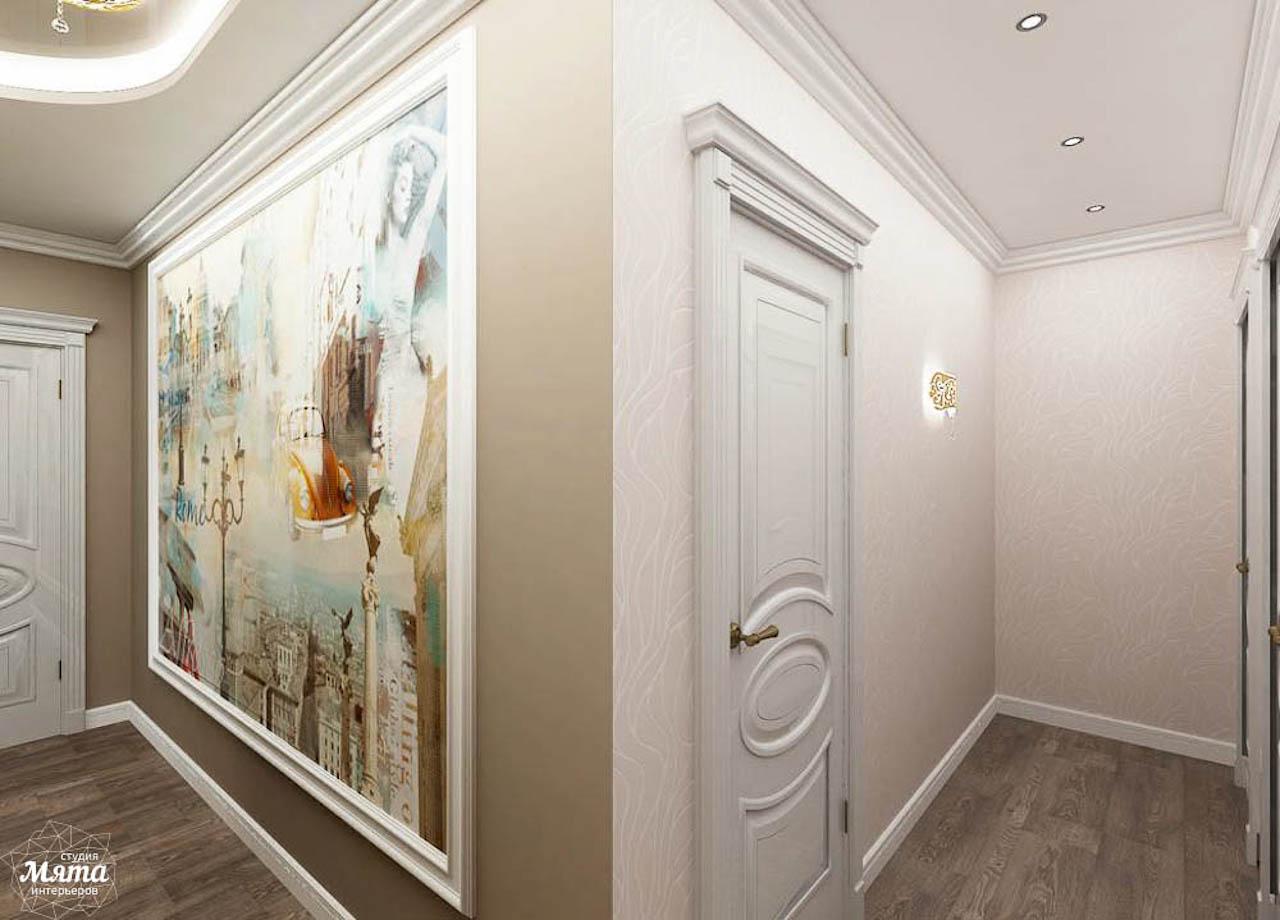 Дизайн интерьера трехкомнатной квартиры по ул. Юмашева 1 img1726993137