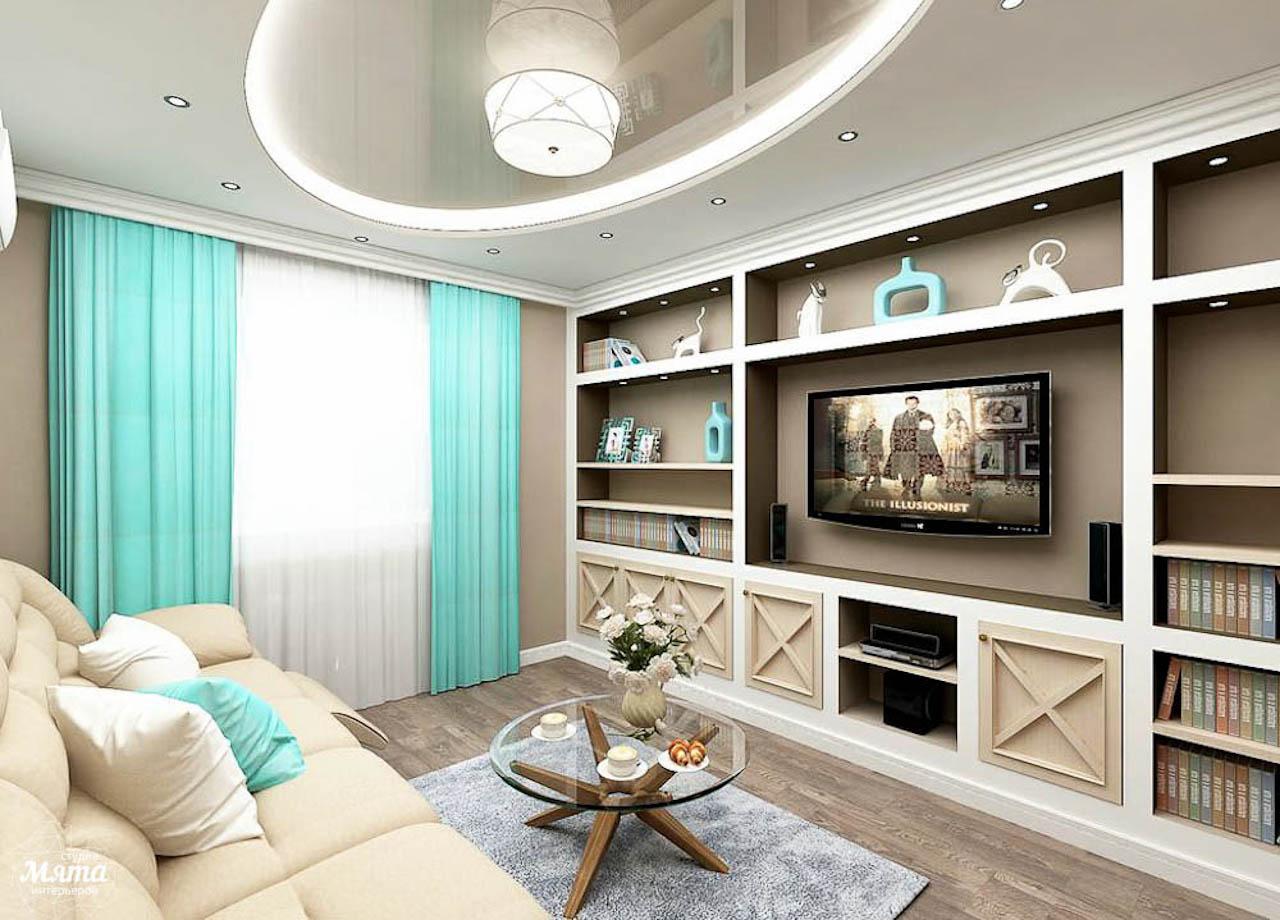 Дизайн интерьера трехкомнатной квартиры по ул. Юмашева 1 img502491763