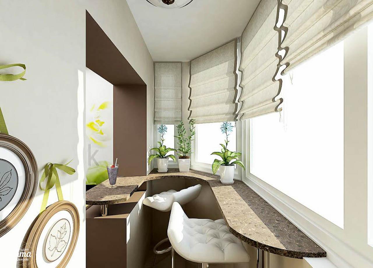 Дизайн интерьера трехкомнатной квартиры по ул. Юмашева 1 img460562392