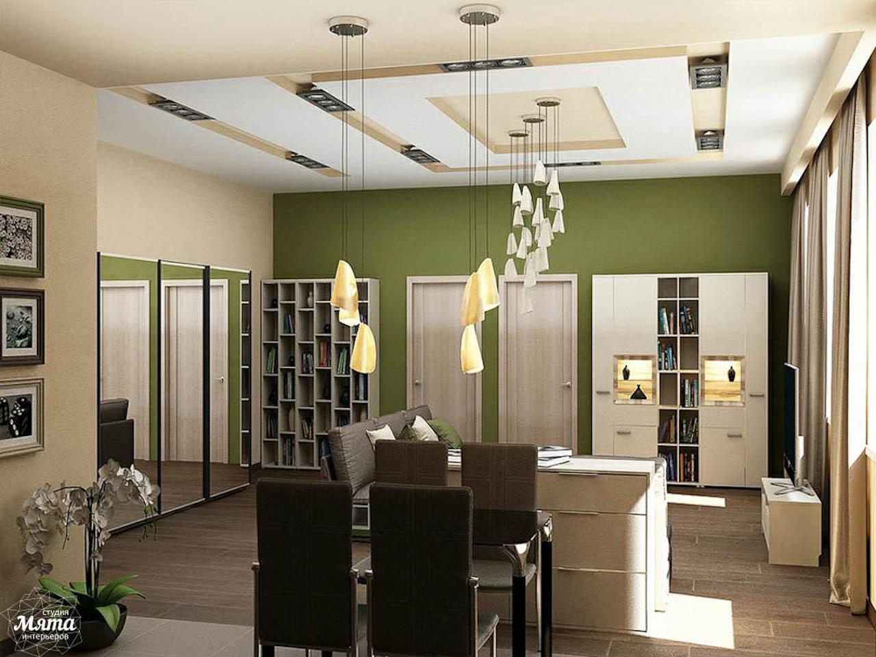 Дизайн интерьера трехкомнатной квартиры по ул. Грибоедова 26 img412504223