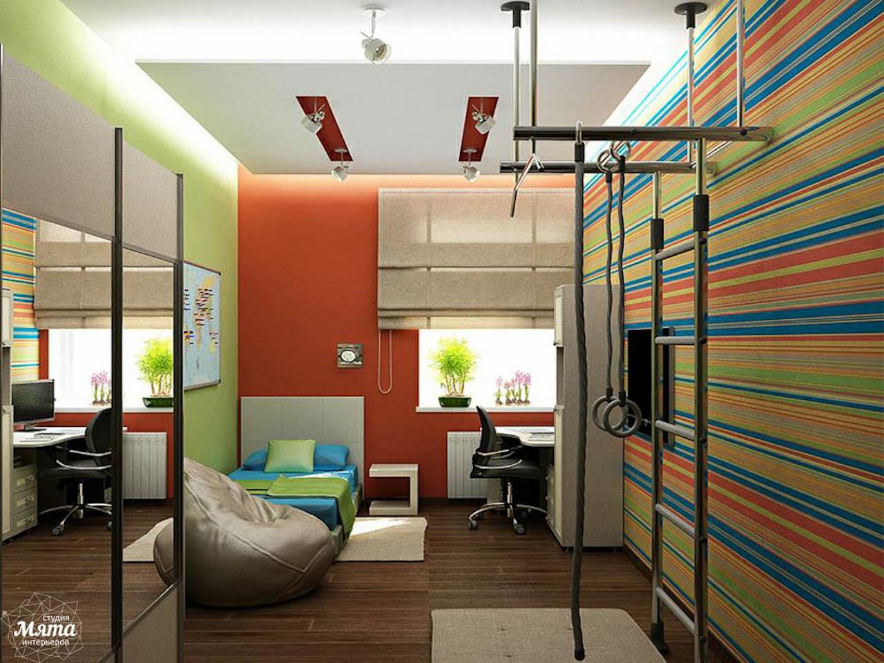 Дизайн интерьера трехкомнатной квартиры по ул. Грибоедова 26 img334544000