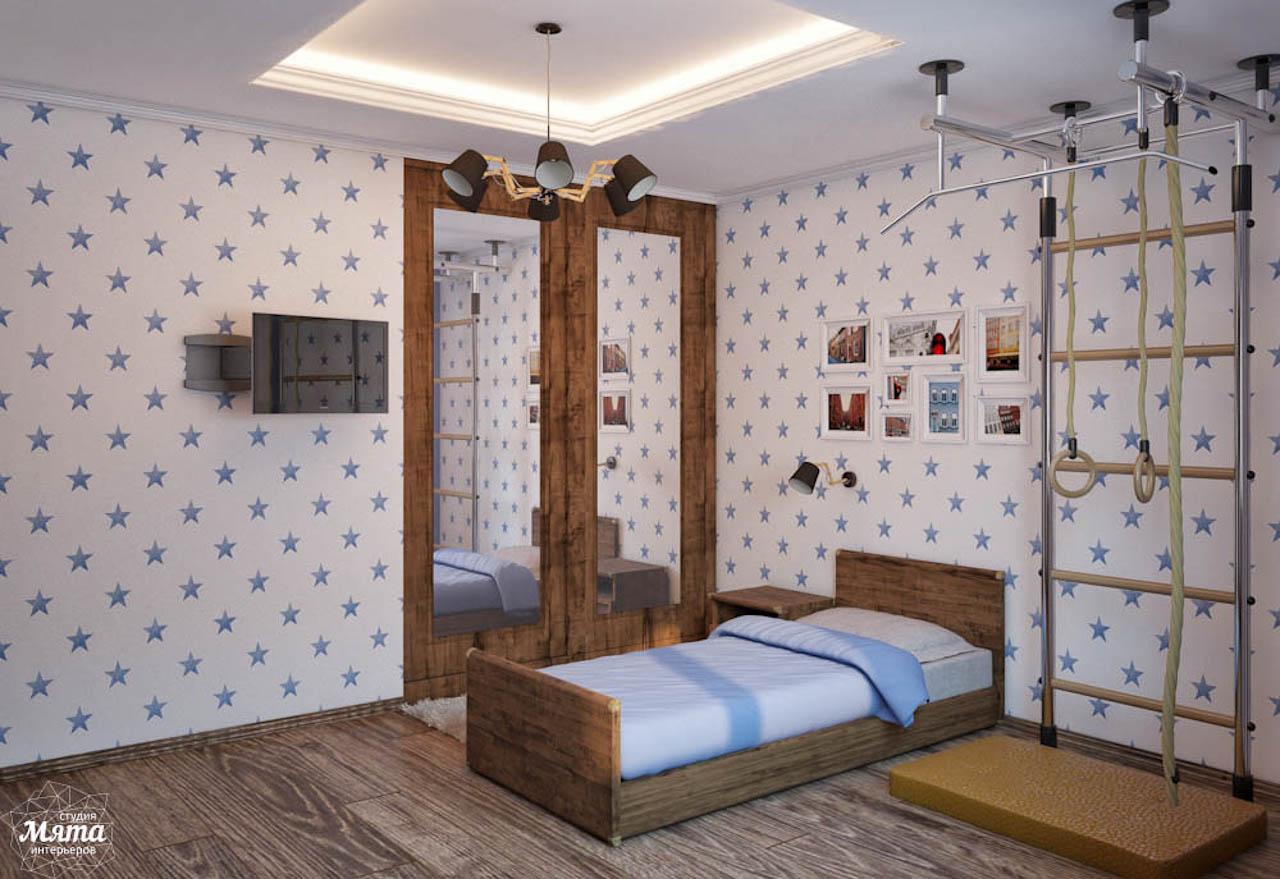 Дизайн интерьера коттеджа в п. Новый Исток img203467449