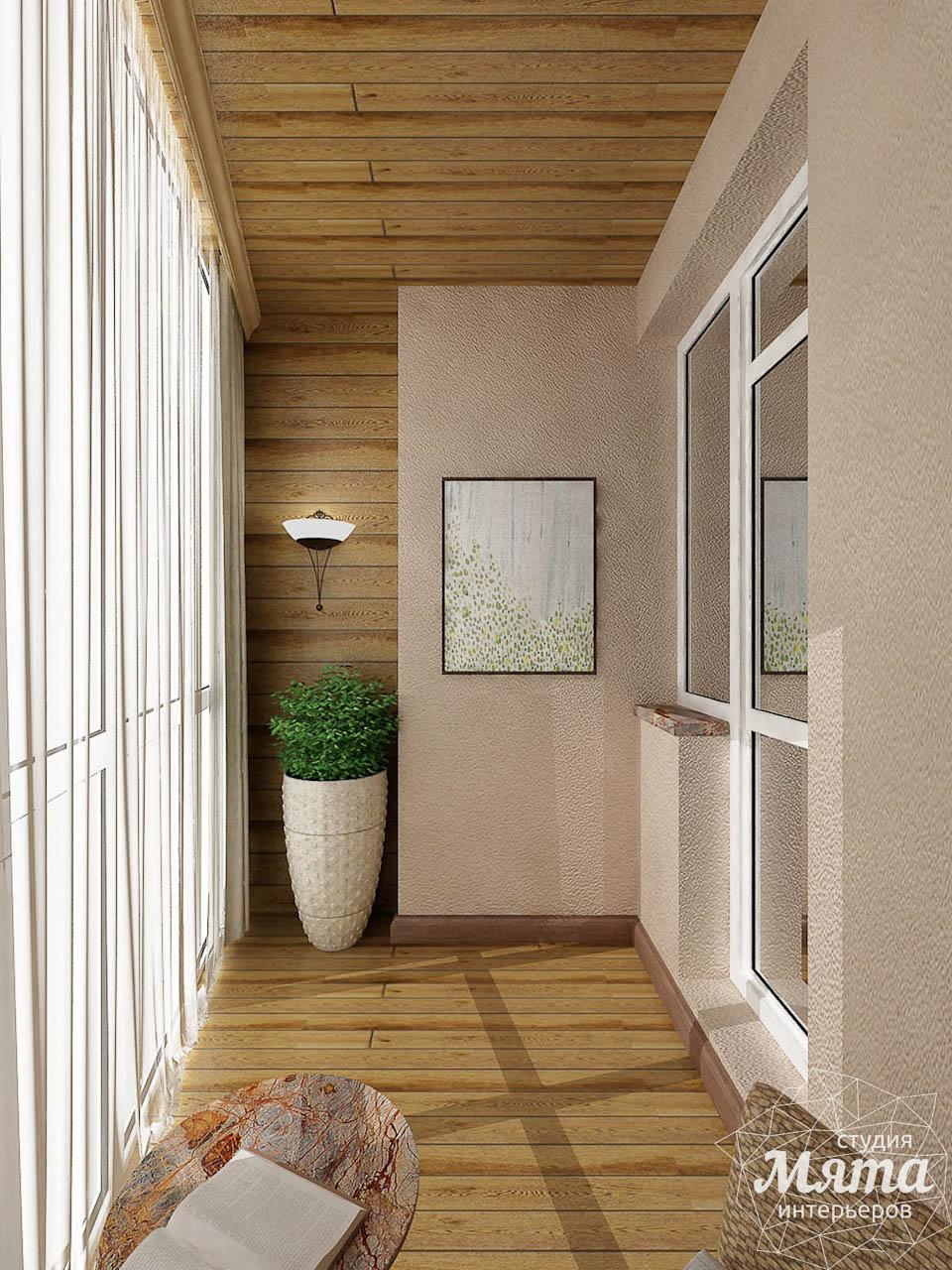 Дизайн интерьера двухкомнатной квартиры по ул. Мельникова 38 img262915011