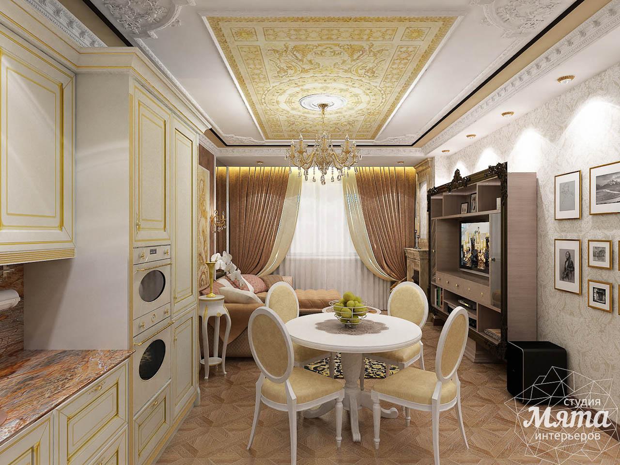 Дизайн интерьера двухкомнатной квартиры по ул. Мельникова 38 img700028982