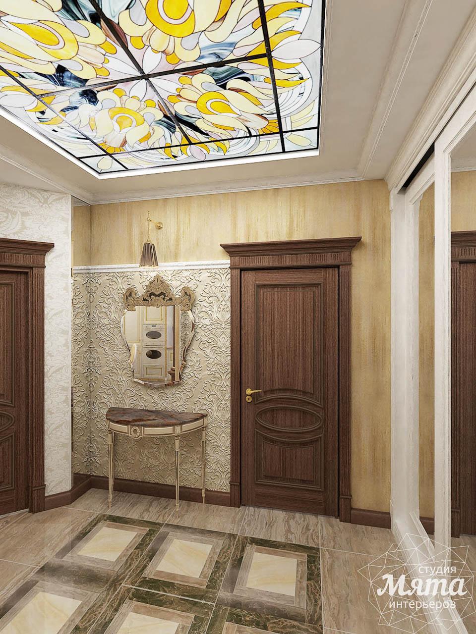 Дизайн интерьера двухкомнатной квартиры по ул. Мельникова 38 img469884772