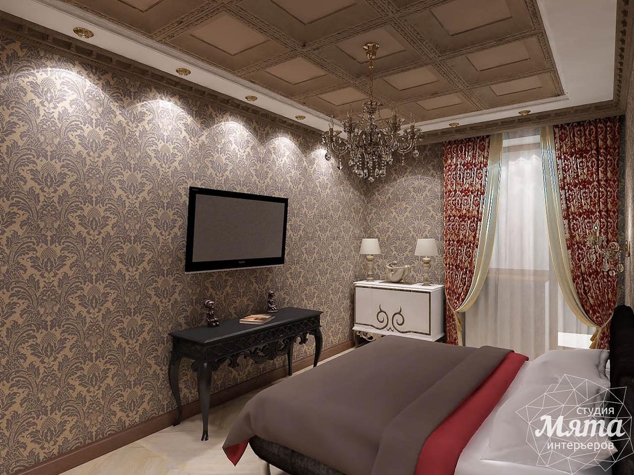Дизайн интерьера двухкомнатной квартиры по ул. Мельникова 38 img1396042397