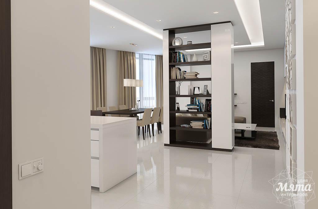 Дизайн интерьера трехкомнатной квартиры по ул. Белинского 86 img543906639