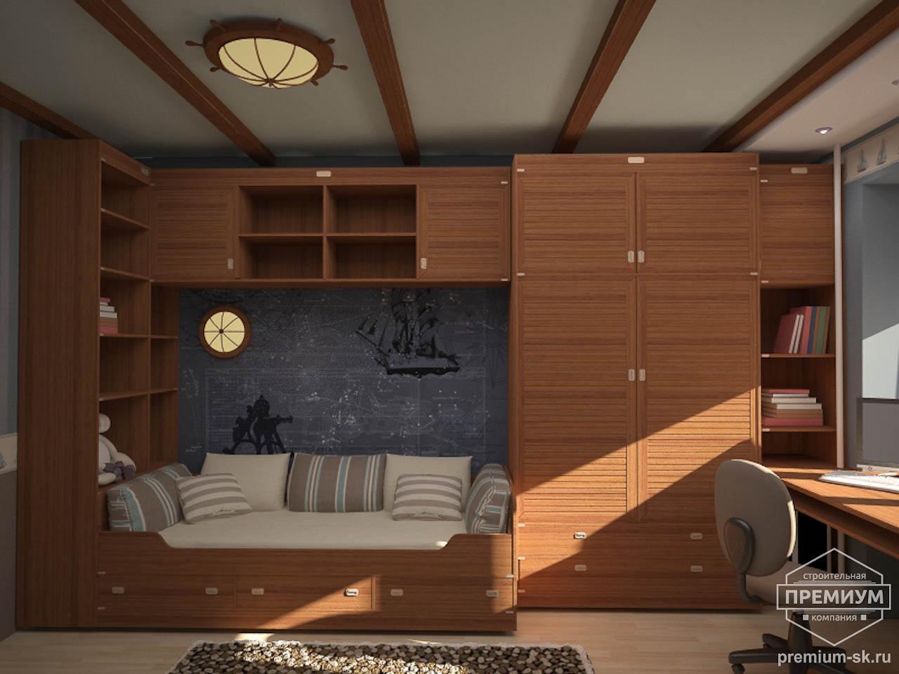 Дизайн интерьера детской по ул. Фролова 31 img753341323